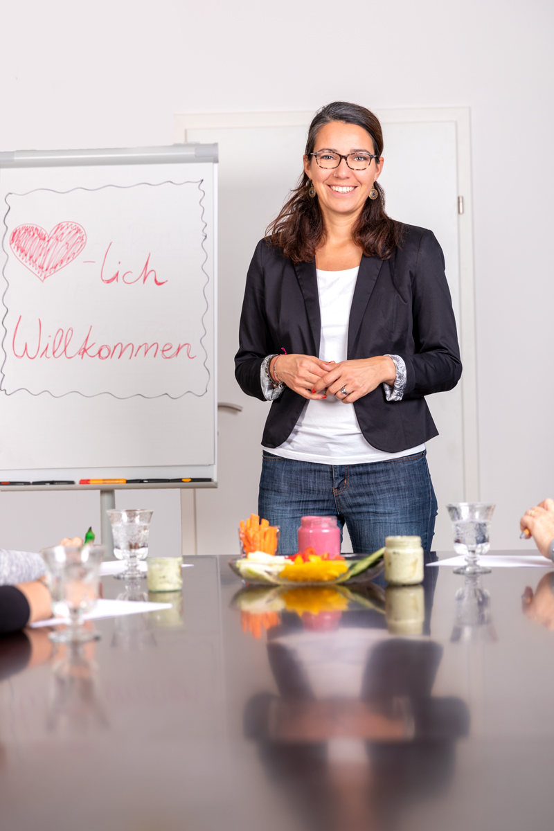 Ernährungs-Workshops mit Katharina Kühtreiber