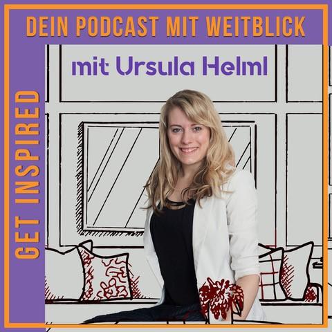 Titelbild Podcast Ursula Helml